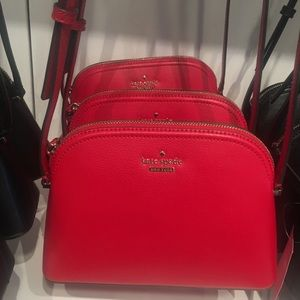 Kate spade Peggy Patterson drive crossbody bag
